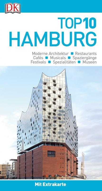 Cover-Bild Top 10 Reiseführer Hamburg