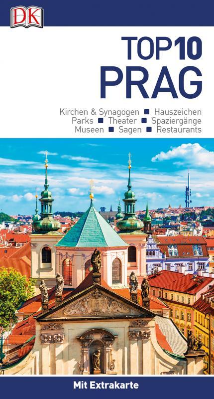 Cover-Bild Top 10 Reiseführer Prag