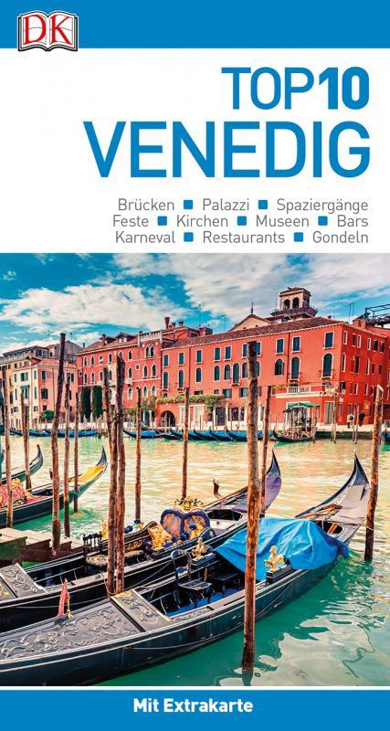 Cover-Bild Top 10 Reiseführer Venedig