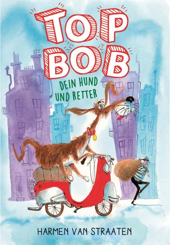 Cover-Bild Top Bob - dein Hund und Retter