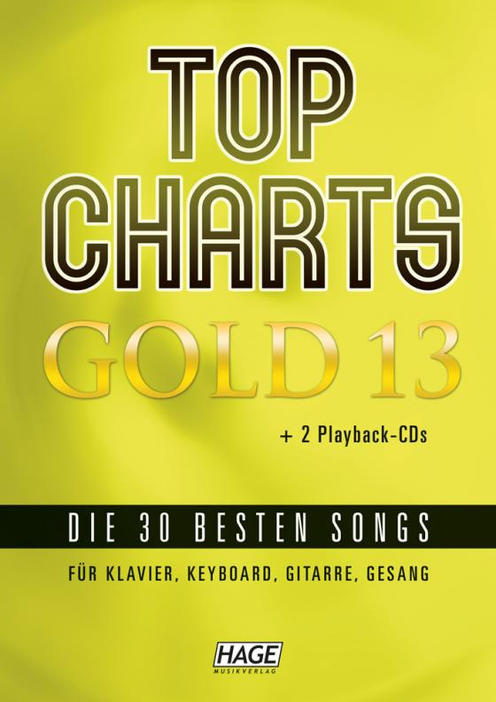 Cover-Bild Top Charts Gold 13 (mit 2 CDs)