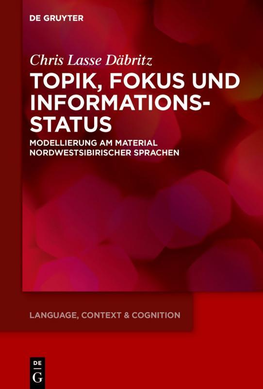 Cover-Bild Topik, Fokus und Informationsstatus