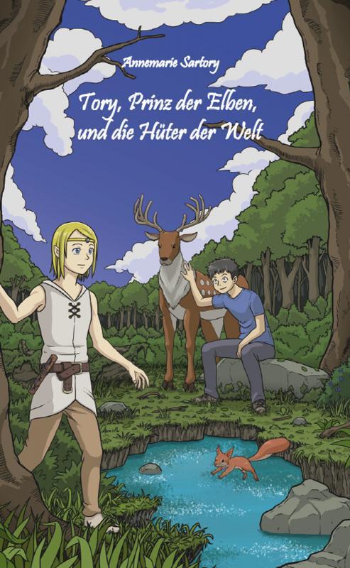 Cover-Bild Tory, Prinz der Elben, und die Hüter der Welt