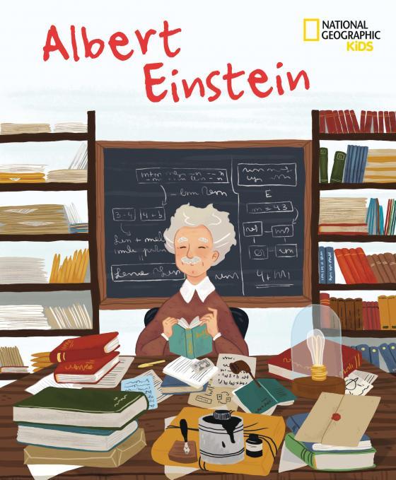Cover-Bild Total genial! Albert Einstein