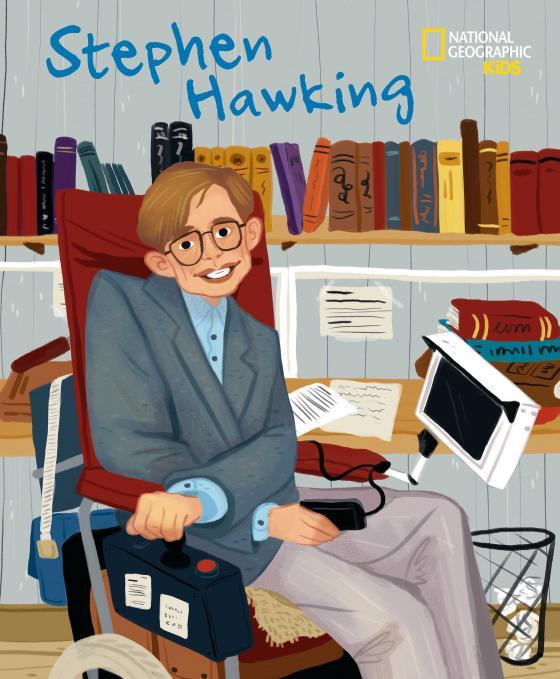 Cover-Bild Total genial! Stephen Hawking