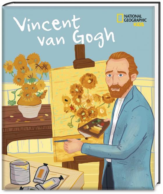 Cover-Bild Total genial! Vincent Van Gogh