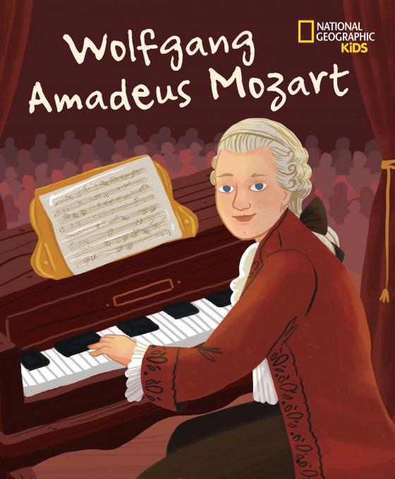 Cover-Bild Total genial! Wolfgang Amadeus Mozart
