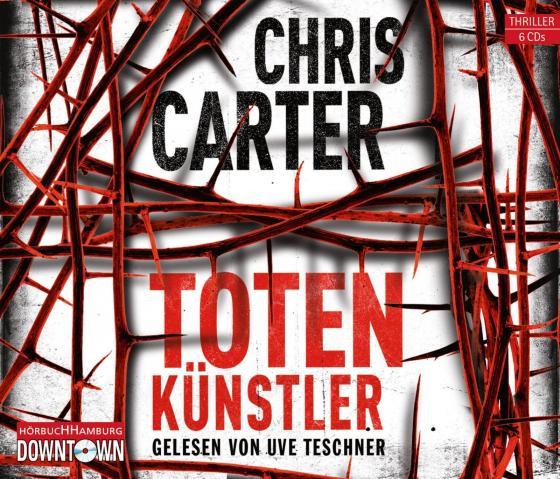 Cover-Bild Totenkünstler (Ein Hunter-und-Garcia-Thriller 4)