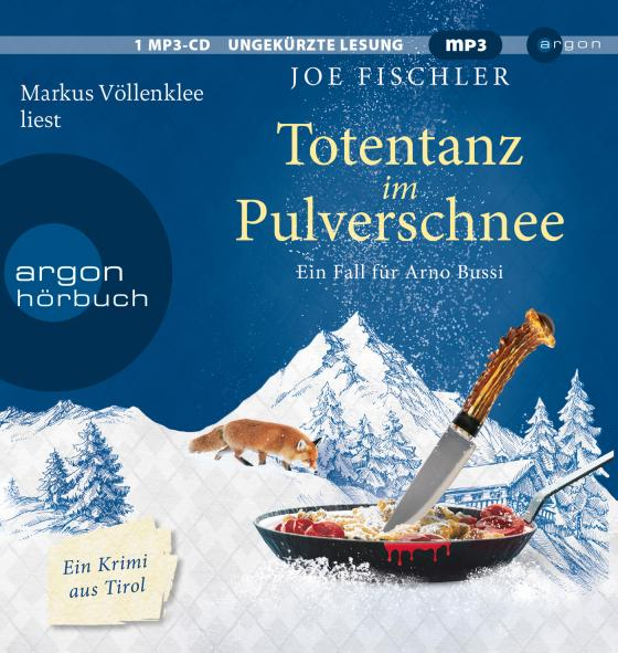 Cover-Bild Totentanz im Pulverschnee