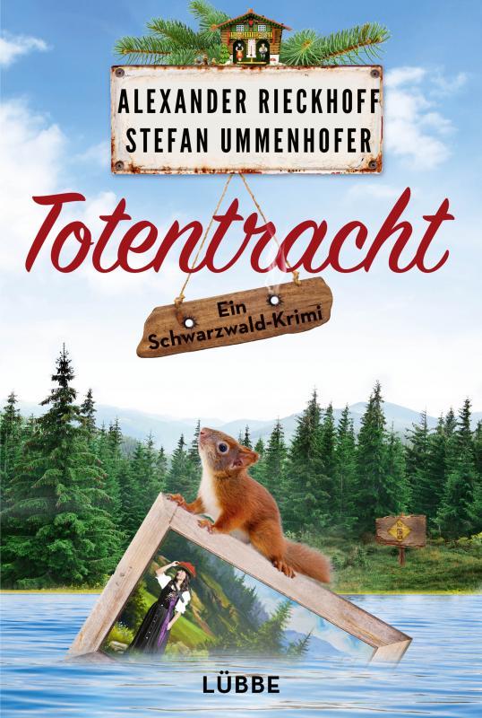 Cover-Bild Totentracht