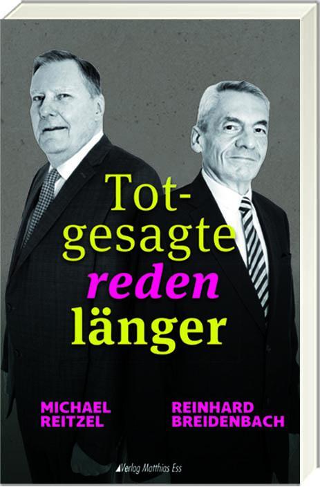 Cover-Bild Totgesagte reden länger
