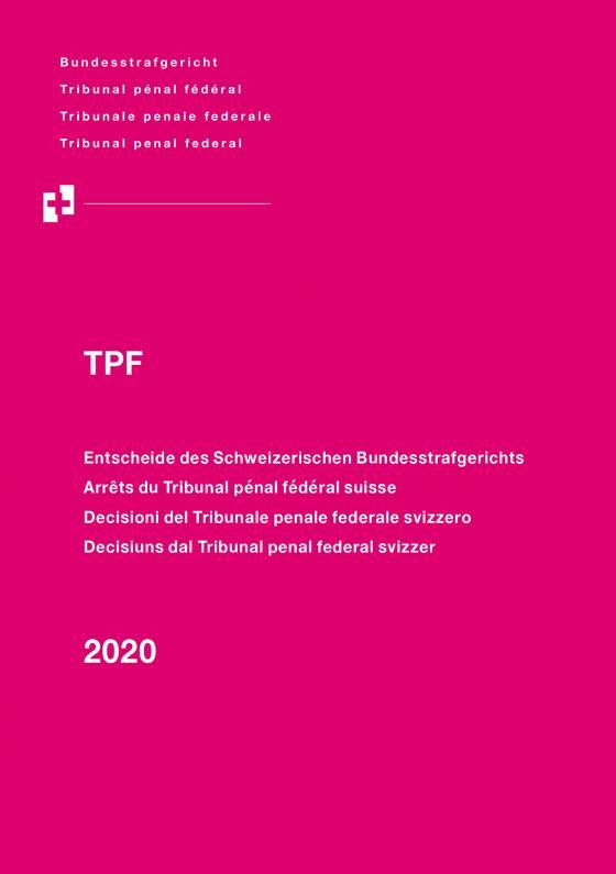 Cover-Bild TPF 2020