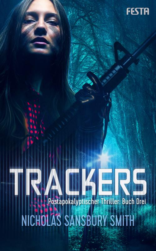 Cover-Bild Trackers: Buch 3