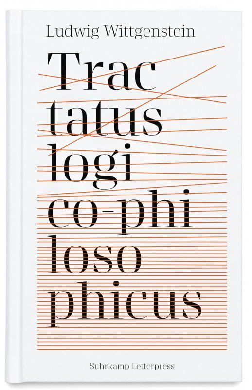 Cover-Bild Tractatus logico-philosophicus - Logisch-philosophische Abhandlung
