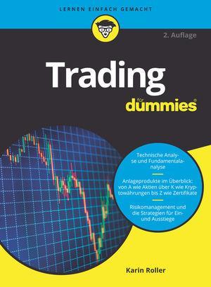 Cover-Bild Trading für Dummies