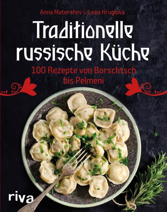 Cover-Bild Traditionelle russische Küche