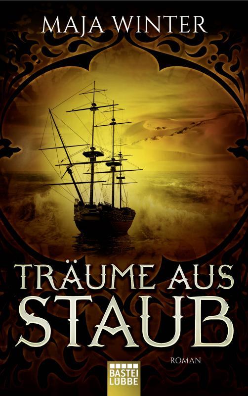 Cover-Bild Träume aus Staub
