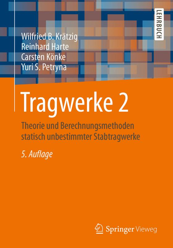 Cover-Bild Tragwerke 2