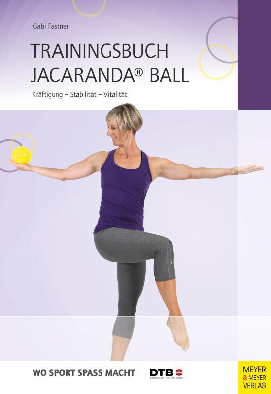 Cover-Bild Trainingsbuch Jacaranda® Ball