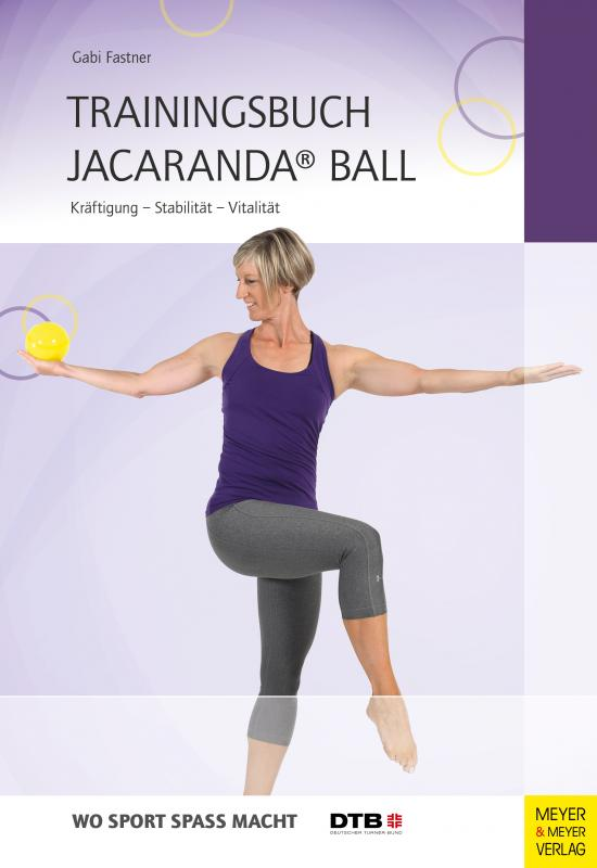 Cover-Bild Trainingsbuch Jacaranda® Ball