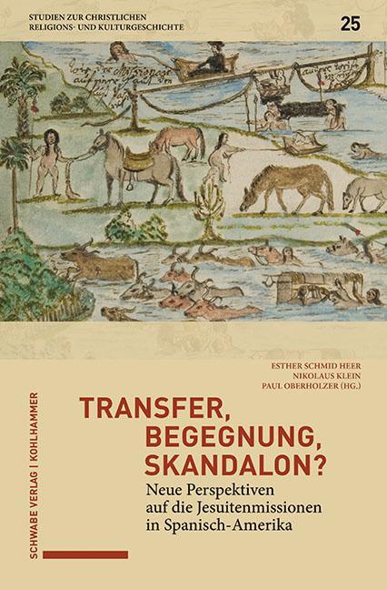 Cover-Bild Transfer, Begegnung, Skandalon?