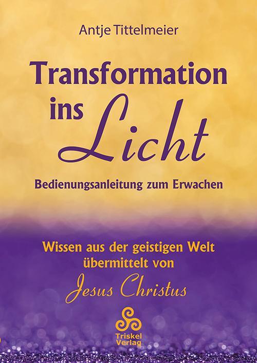 Cover-Bild Transformation ins Licht