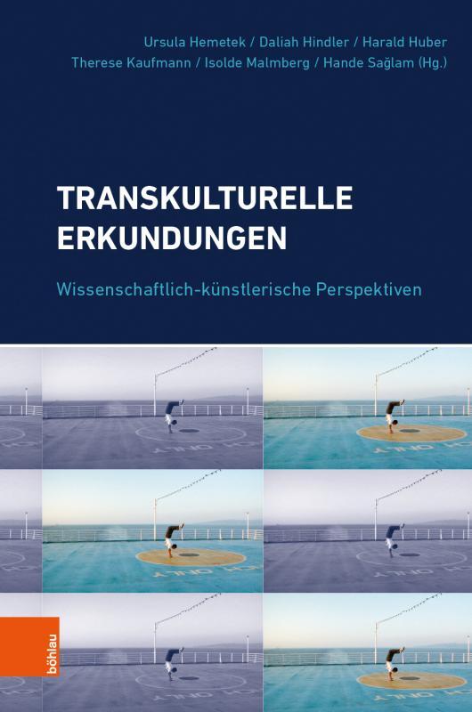 Cover-Bild Transkulturelle Erkundungen