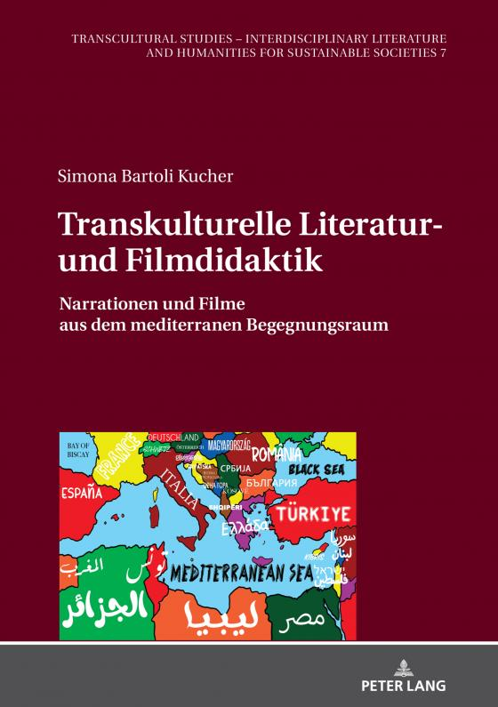 Cover-Bild Transkulturelle Literatur- und Filmdidaktik