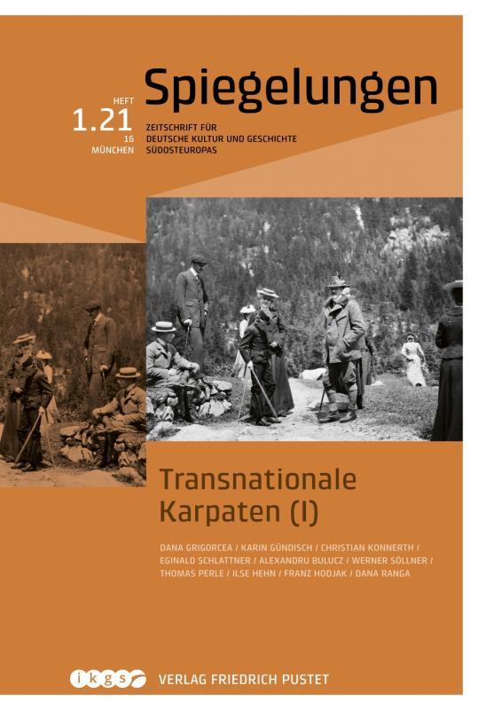 Cover-Bild Transnationale Karpaten (I)