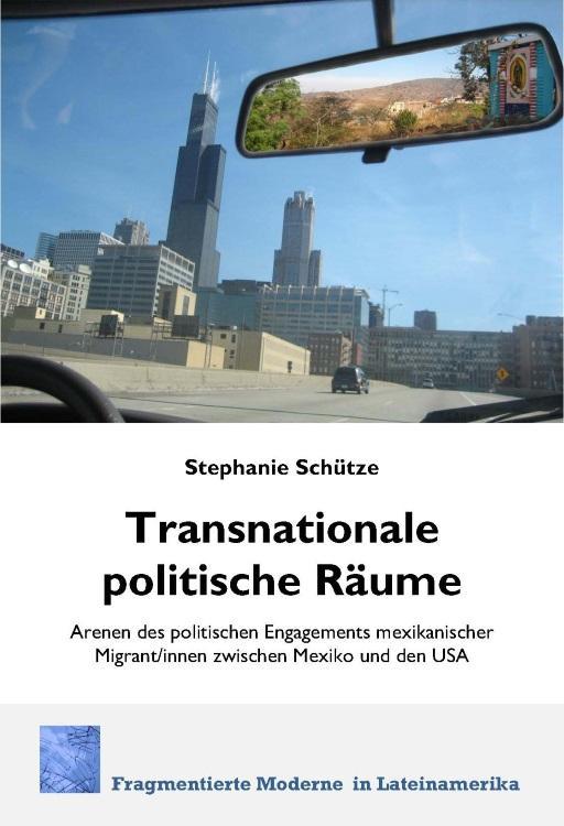 Cover-Bild Transnationale politische Räume