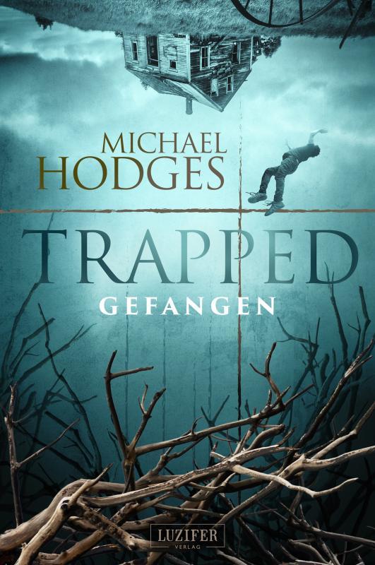 Cover-Bild TRAPPED - GEFANGEN