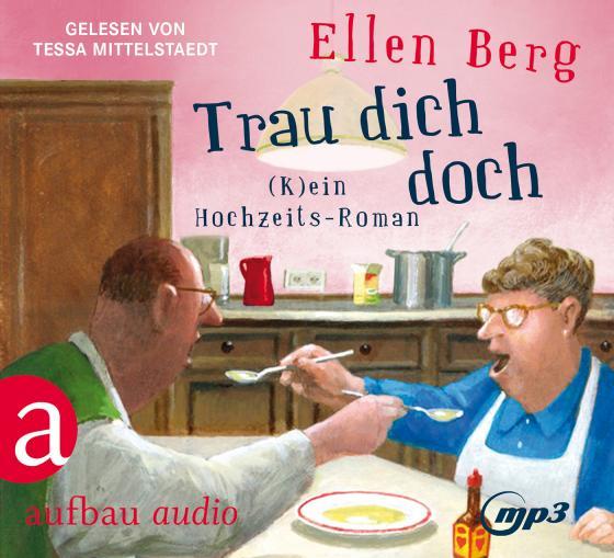 Cover-Bild Trau dich doch