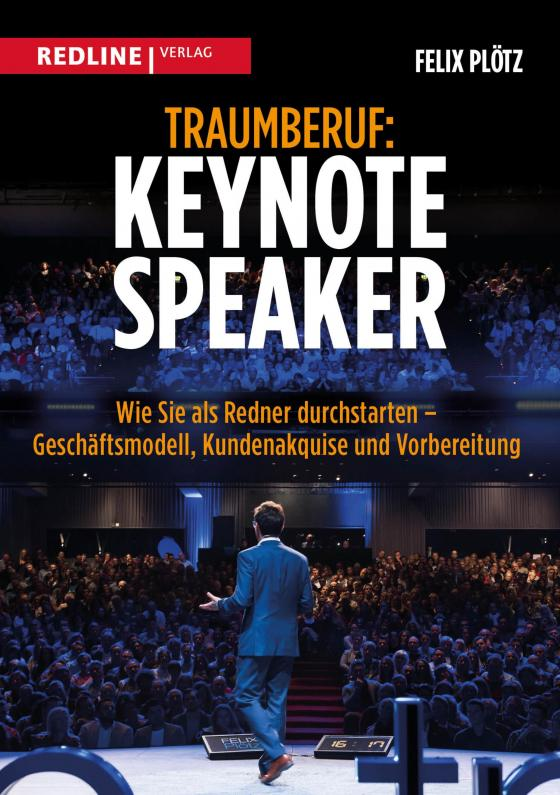 Cover-Bild Traumberuf: Keynote Speaker