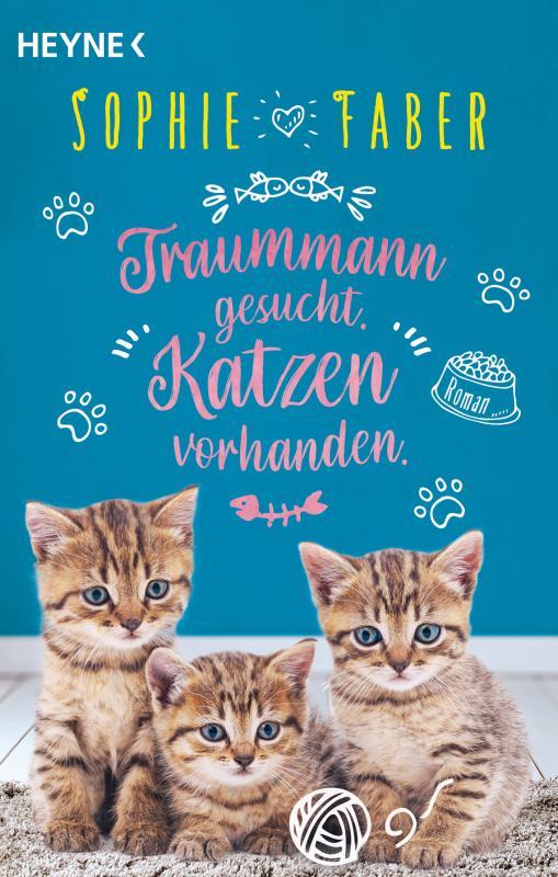 Cover-Bild Traummann gesucht. Katzen vorhanden.