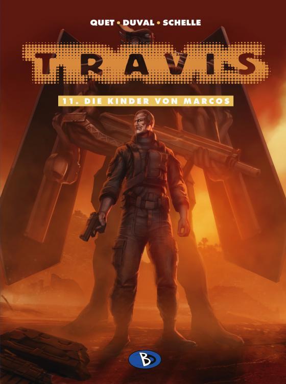 Cover-Bild Travis #11