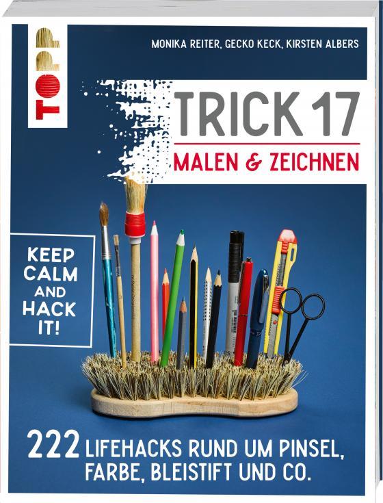 Cover-Bild Trick 17 Malen & Zeichnen