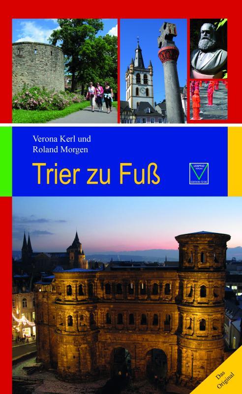 Cover-Bild Trier zu Fuß