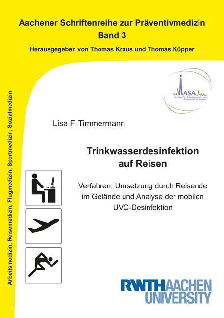 Cover-Bild Trinkwasserdesinfektion auf Reisen