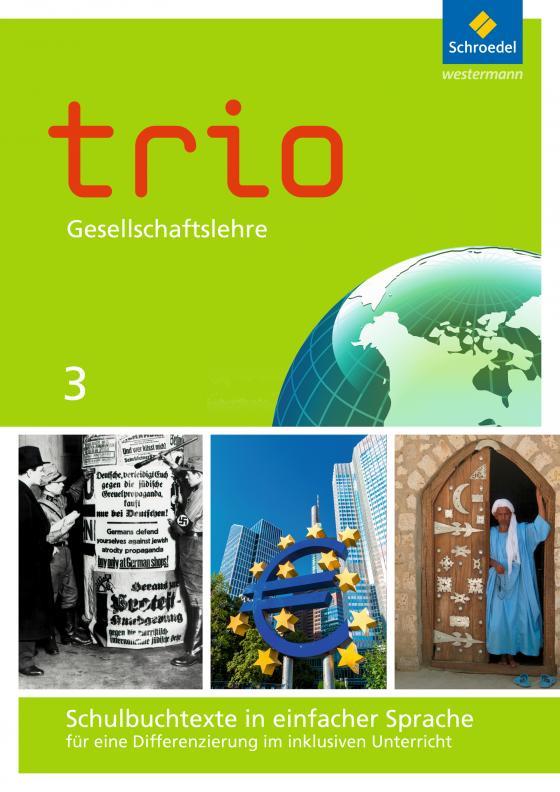 Cover-Bild Trio Gesellschaftslehre / Trio Gesellschaftslehre - Ausgabe 2014 für Hessen