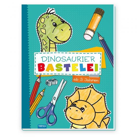 Cover-Bild Trötsch Bastelbuch Dinosaurier Bastelei