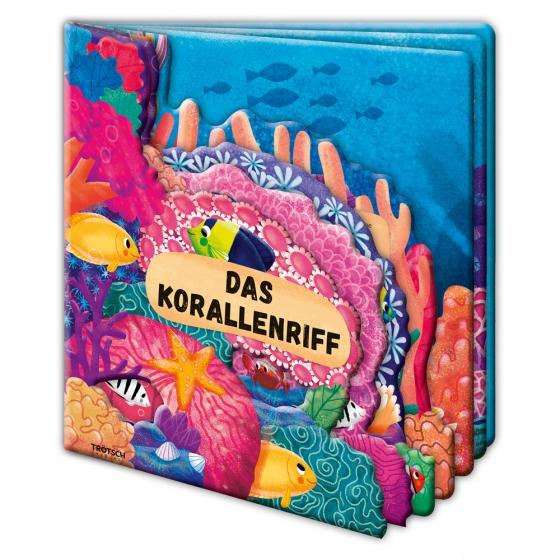 Cover-Bild Trötsch Fensterbuch Das Korallenriff