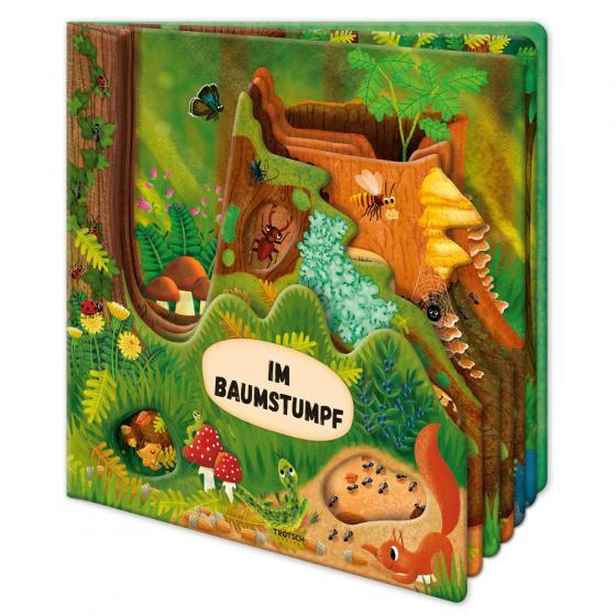 Cover-Bild Trötsch Fensterbuch Im Baumstumpf