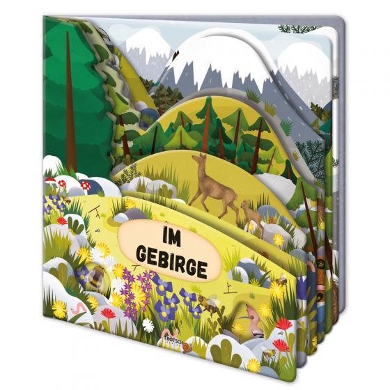 Cover-Bild Trötsch Fensterbuch Im Gebirge