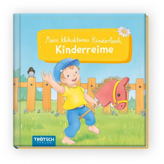 Cover-Bild Trötsch Kinderbuch Mein klitzekleines Kinderbuch Kinderreime