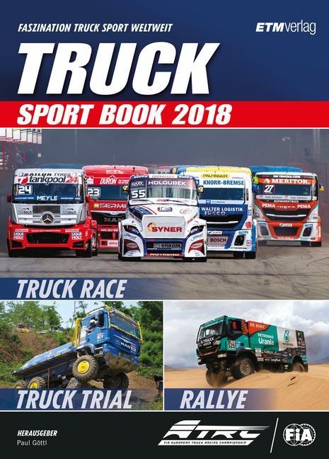 Cover-Bild Truck Sport Book 2018