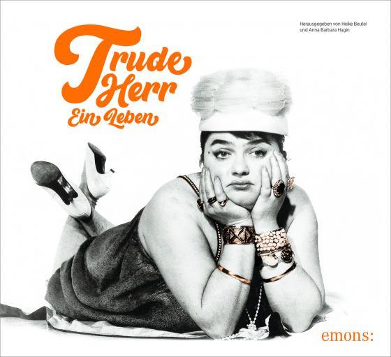 Cover-Bild Trude Herr. Ein Leben