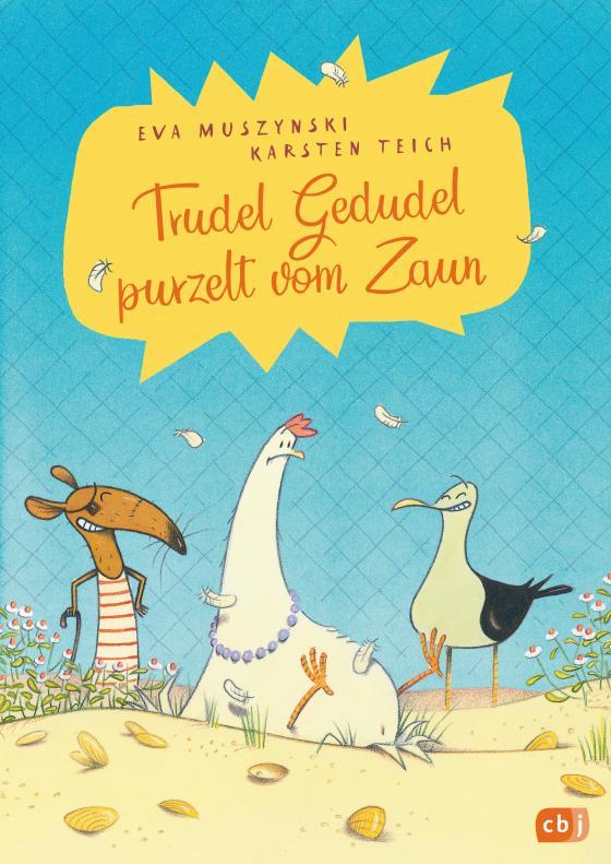 Cover-Bild Trudel Gedudel purzelt vom Zaun