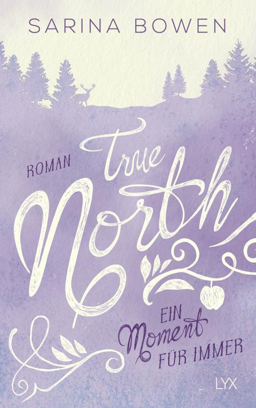 Cover-Bild True North - Ein Moment für immer