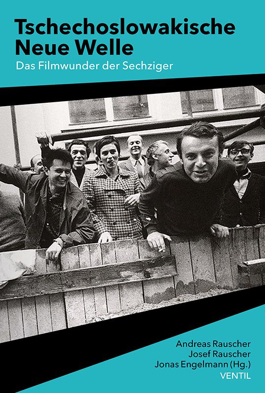 Cover-Bild Tschechoslowakische Neue Welle
