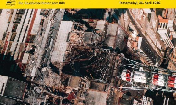 Cover-Bild Tschernobyl, 26. April 1986